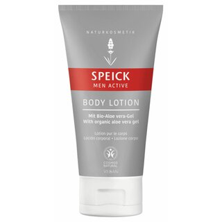 Men Active Body Lotion